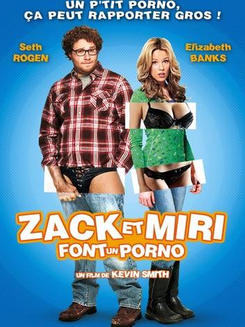 Zack et Miri font un porno