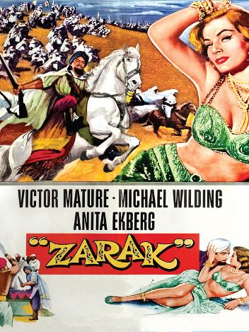 Zarak le valeureux
