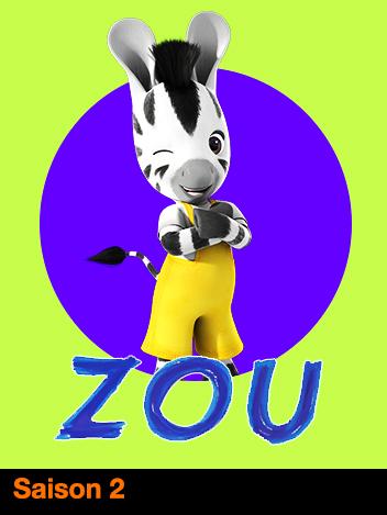 45. Zou et le doudou Zébrou