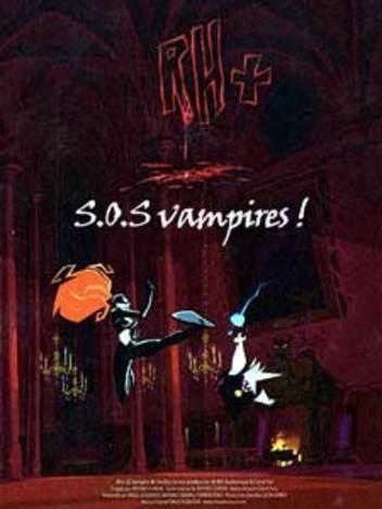 S.O.S. vampires !
