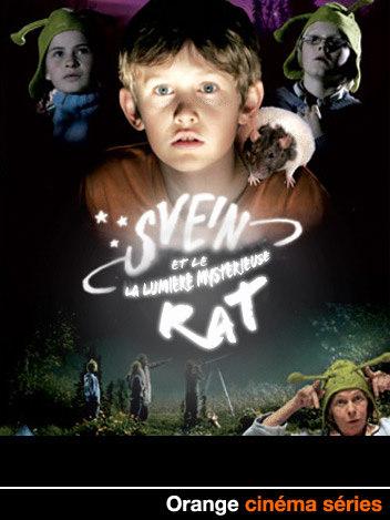 Svein et le rat : la lumière mystérieuse