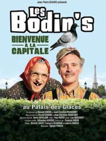 Les Bodin's - Bienvenue à la capitale !