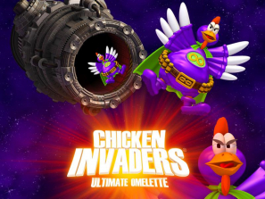 Chicken Invaders 4 : Ultimate Omelette