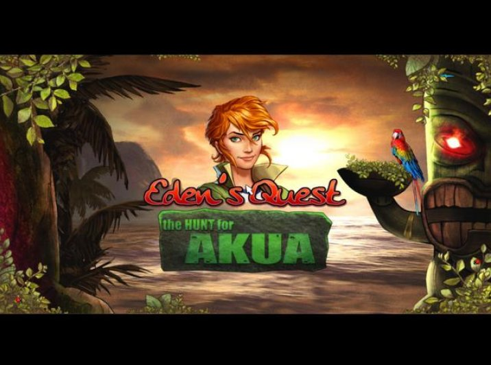 Eden's Quest the Hunt for Akua