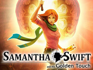 Samantha Swift and the Golden Touch
