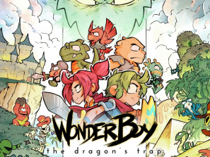 Wonder Boy Dragons Trap