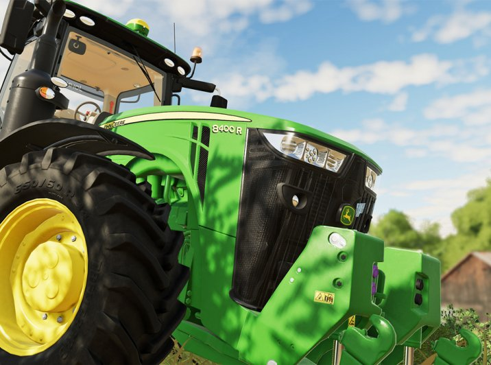 Farming Simulator 19 Platinum