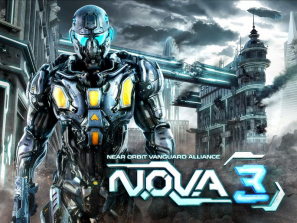 N.O.V.A. 3 -Near Orbit Vanguard Alliance
