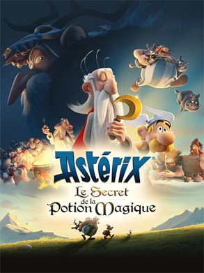 Asterix, le secret de la potion magique