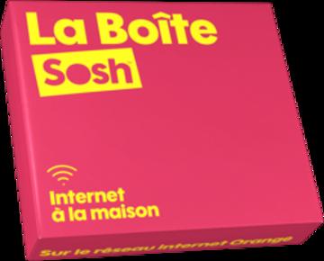Sosh Boite Internet Forfaits Et Telephones Mobiles Sans Engagement