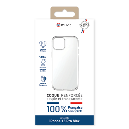 Coque Made in France