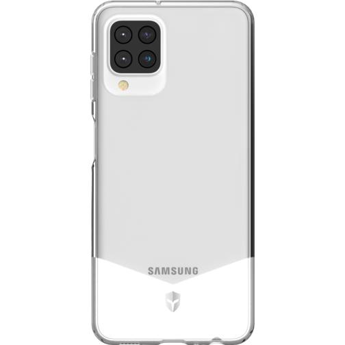 image2_Coque Transparente Renforcée Force Case Pure Samsung Galaxy A22 5G