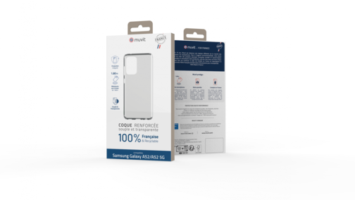 image2_Coque Transparente Made in France pour Samsung Galaxy A52 5G