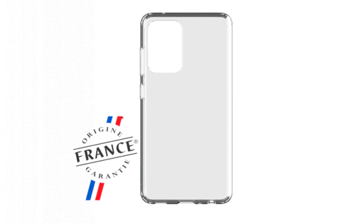 image1_Coque Transparente Made in France pour Samsung Galaxy A52 5G