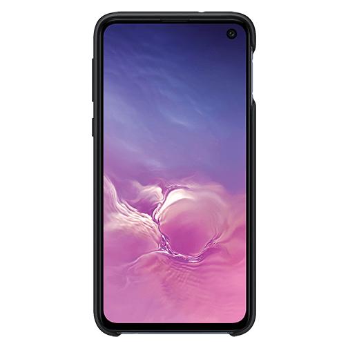 image2_Coque silicone Samsung Galaxy S10e Noir