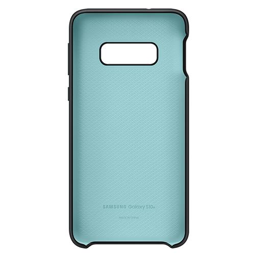 image4_Coque silicone Samsung Galaxy S10e Noir