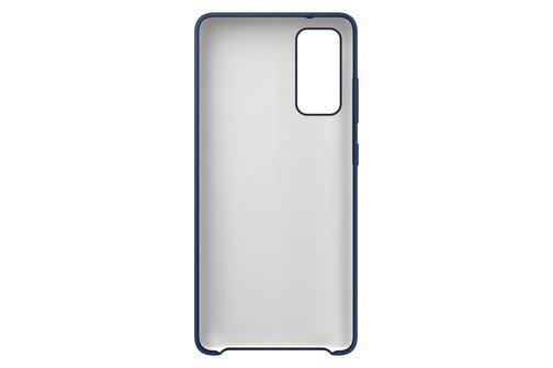 image4_Coque Silicone pour Samsung Galaxy S20 FE Navy