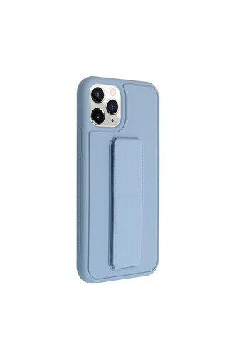 image2_Coque Stand My Way pour iPhone 12 et 12 Pro Bleu Ciel