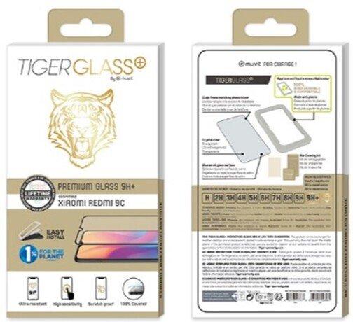 image1_Film de protection Tiger Glass pour Xiaomi Redmi 9C