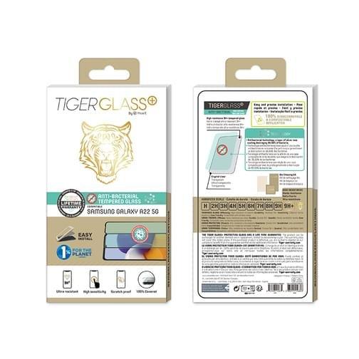 image1_Film de Protection Tiger Glass+ pour Samsung Galaxy A22 5G