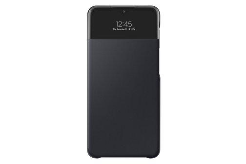 image1_Etui à rabat S View pour Samsung Galaxy A32 5G Noir