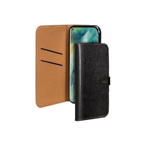 image1_Etui à rabat Wallet pour Oppo Find X3 Neo Noir