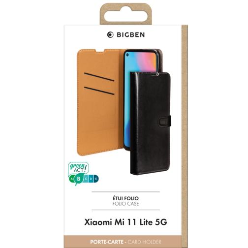 image2_Etui à rabat Wallet pour Xiaomi Mi 11 Lite