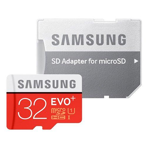 image1_Carte Micro SD Samsung EVO Plus 32 Go avec adaptateur SD