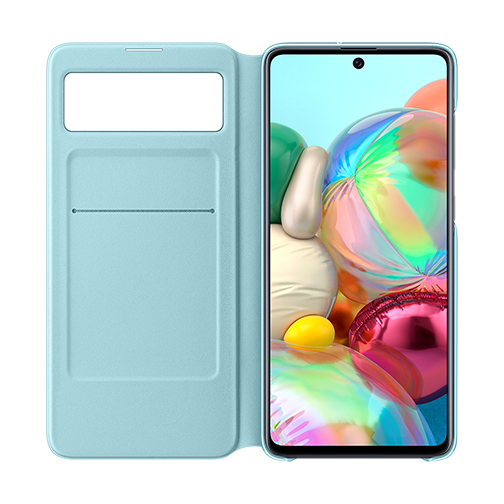 image3_Etui Folio SView Samsung pour Galaxy A71