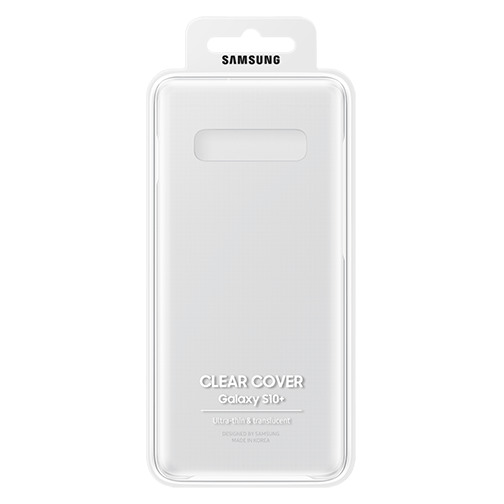 image2_Coque transparente Samsung Galaxy S10+