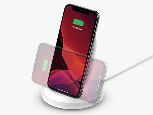 Chargeur à Induction Stand Belkin 15W