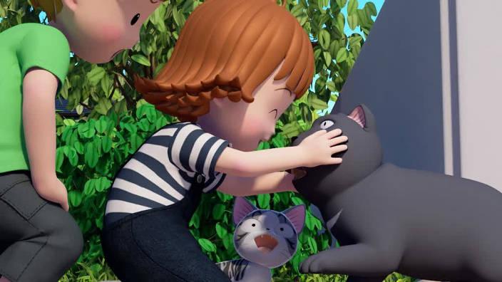 006. Chi joue avec Julie