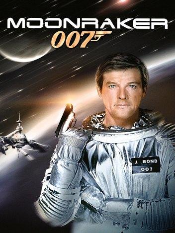 007 : Moonraker