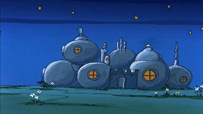 012. La maison de Barbapapa