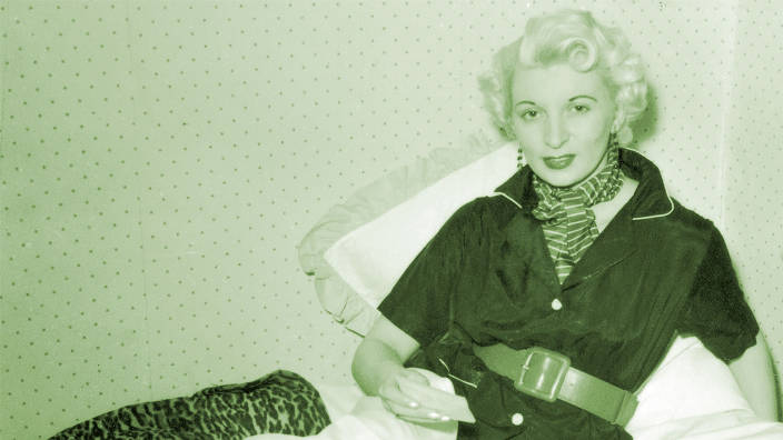 013. Ruth Ellis, femme fatale