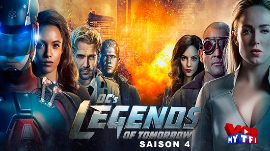 015. DC's Legends of tomorrow - S4 Ep.15