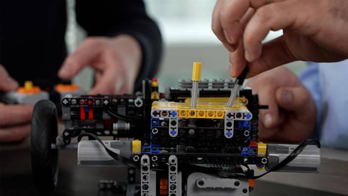#04 : des Lego à l'origine des hybrides de
