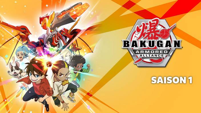 055. La Ligue de Combats de Bakugan à Tokyo