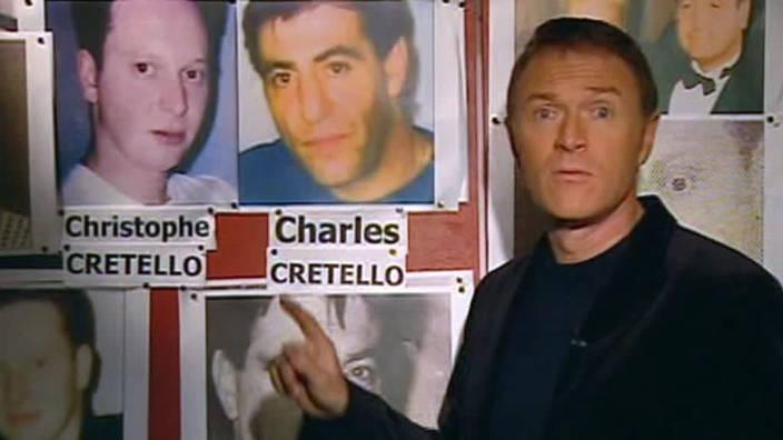 074. Charles et Christophe Cretello, double