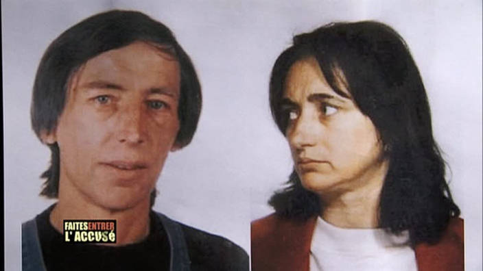 092. Michel Fourniret et Monique Olivier,...