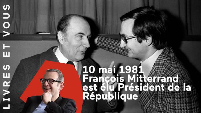 10 mai 1981 : François Mitterrand est élu...