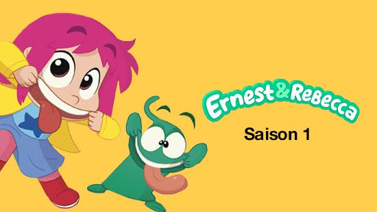 13. Signé Ernest !
