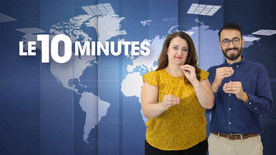 13/10/2021 - le 10 minutes