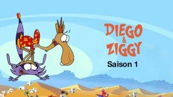 14. Diego super héros