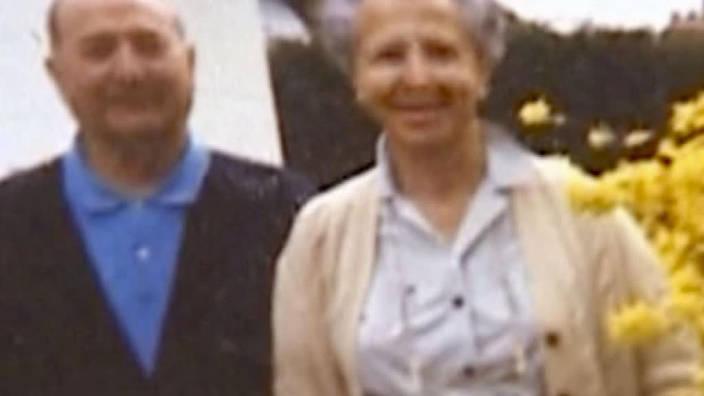 142. Geneviève et André Gournier, morts sans