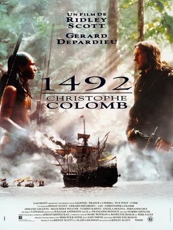 1492: Christophe Colomb