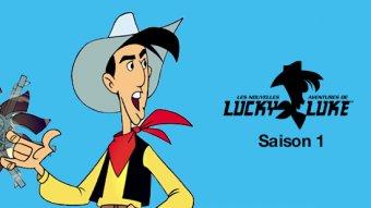 22. Lucky Luke en Alaska