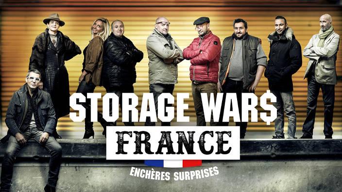 Image du programme STORAGE WARS FRANCE : ENCHERES SURPRISES