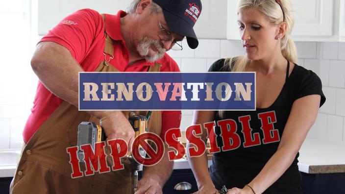 Image du programme RÉNOVATION IMPOSSIBLE
