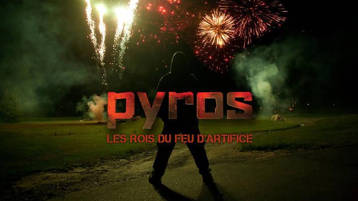 Image du programme Pyros : les rois du feu d'artifices